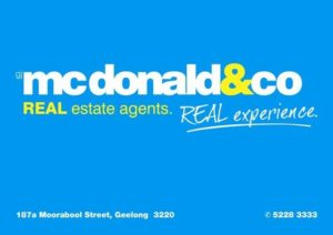 GJ McDonald & Co Logo- martketing